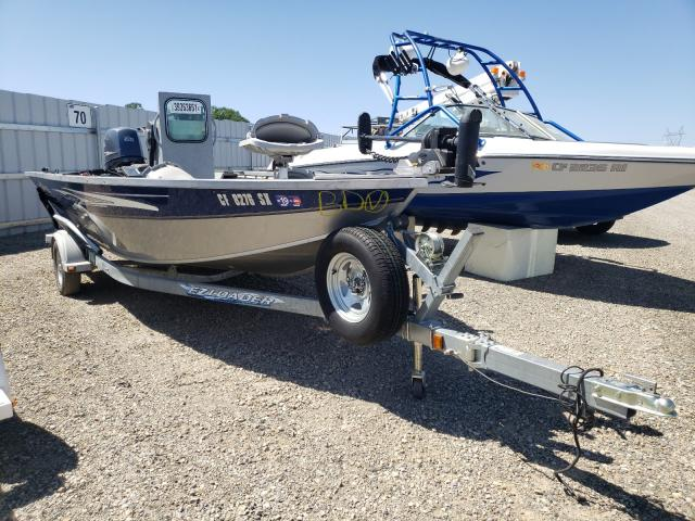 Fishmaster Boat salvage cars for sale: 2010 Fishmaster Boat