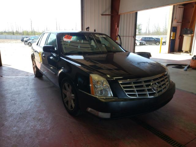 Salvage cars for sale from Copart Angola, NY: 2006 Cadillac DTS