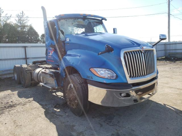 Salvage cars for sale from Copart Elgin, IL: 2019 International LT625