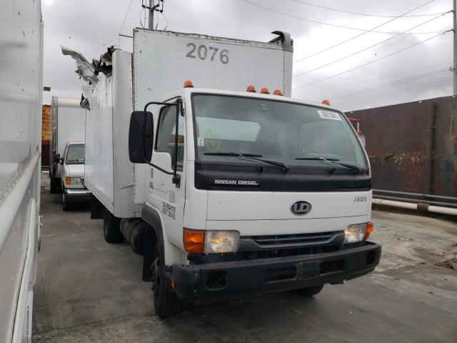 Salvage cars for sale from Copart Wilmington, CA: 2007 UD UD Series