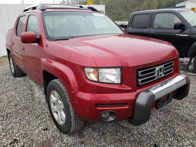Salvage cars for sale from Copart Hurricane, WV: 2006 Honda Ridgeline