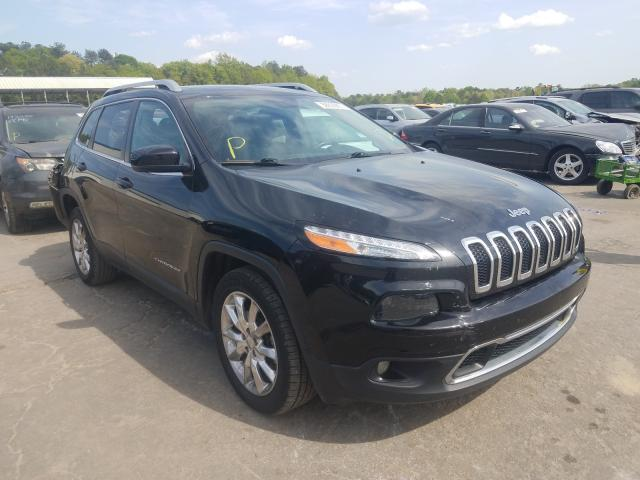 Salvage cars for sale from Copart Austell, GA: 2014 Jeep Cherokee L
