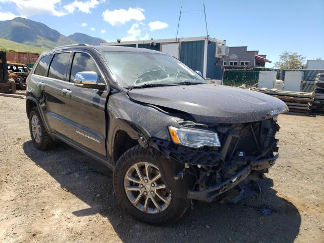 Salvage cars for sale from Copart Kapolei, HI: 2014 Jeep Grand Cherokee