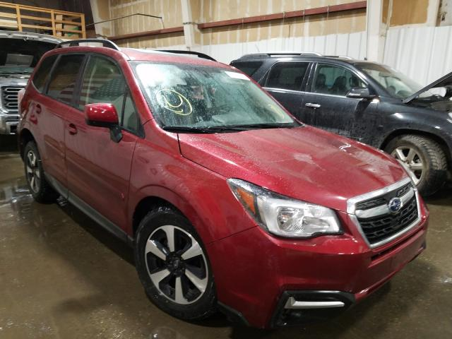 Salvage cars for sale from Copart Anchorage, AK: 2018 Subaru Forester 2