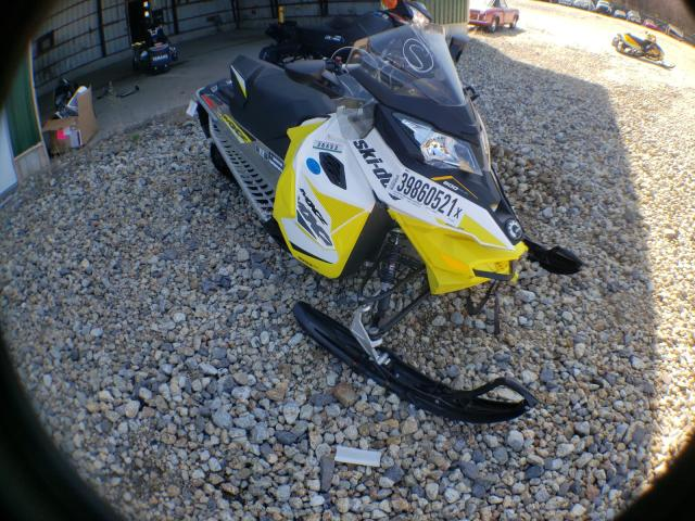 Salvage cars for sale from Copart Candia, NH: 2017 Skidoo MX Z 600