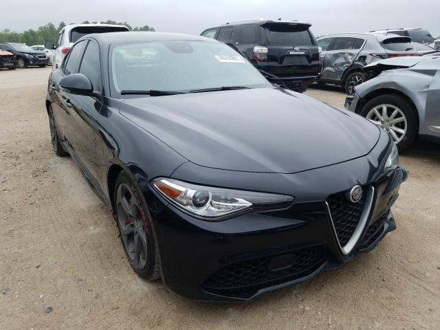 Alfa Romeo salvage cars for sale: 2018 Alfa Romeo Giulia
