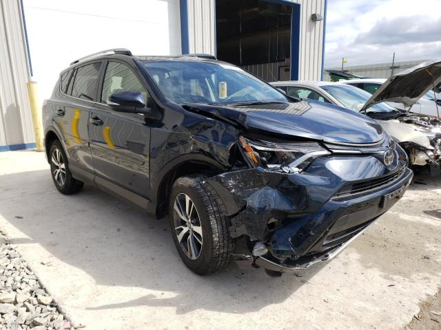 Salvage cars for sale from Copart Appleton, WI: 2018 Toyota Rav4 Adven