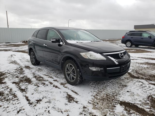 Vehiculos salvage en venta de Copart Bismarck, ND: 2008 Mazda CX-9