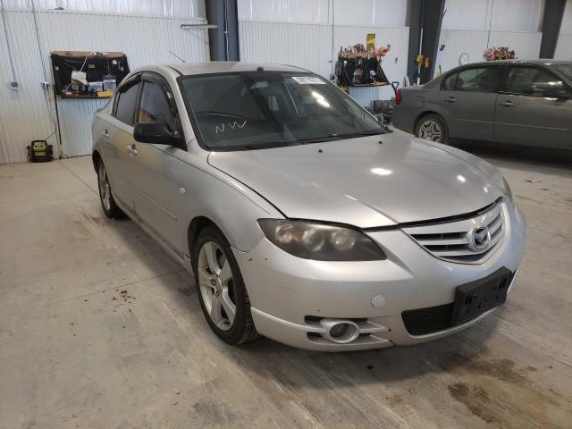 Mazda 3 S salvage cars for sale: 2005 Mazda 3 S