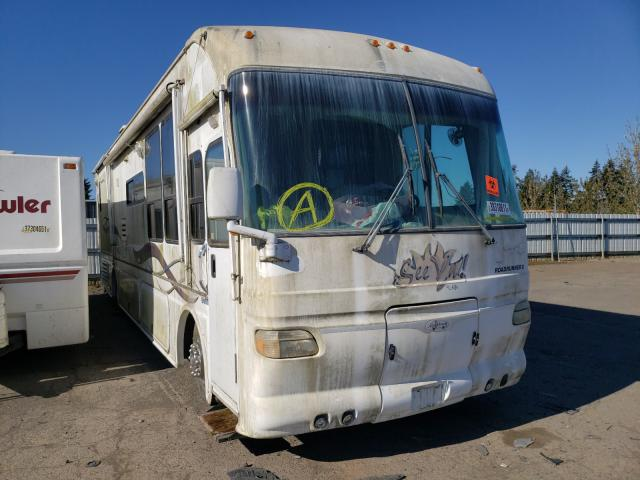 Freightliner Chassis salvage cars for sale: 2002 Freightliner Chassis