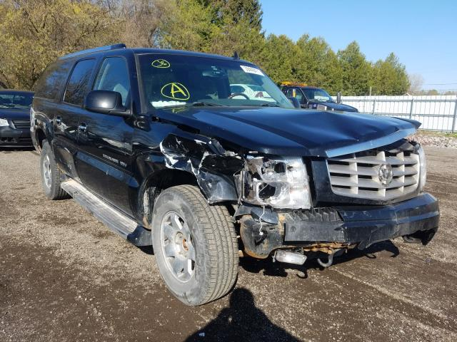 Salvage cars for sale from Copart London, ON: 2006 Cadillac Escalade E