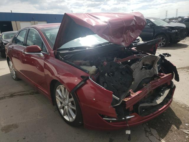 Lincoln MKZ salvage cars for sale: 2014 Lincoln MKZ