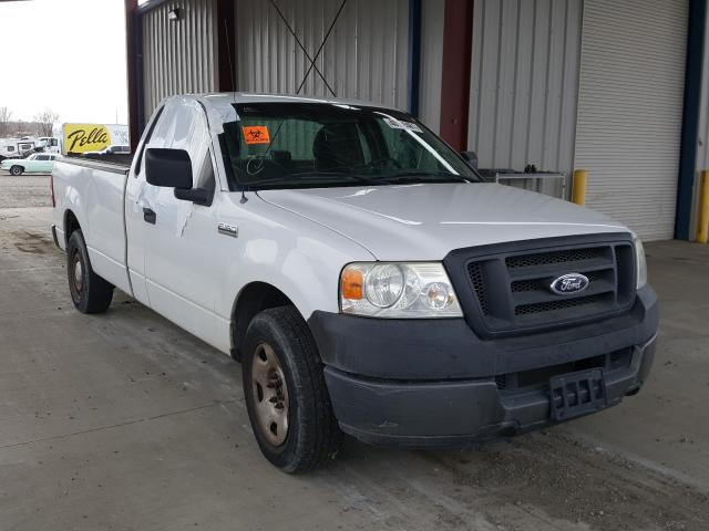 Salvage cars for sale from Copart Billings, MT: 2005 Ford F150