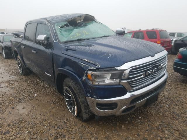 Salvage cars for sale at Magna, UT auction: 2019 Dodge 1500 Laram