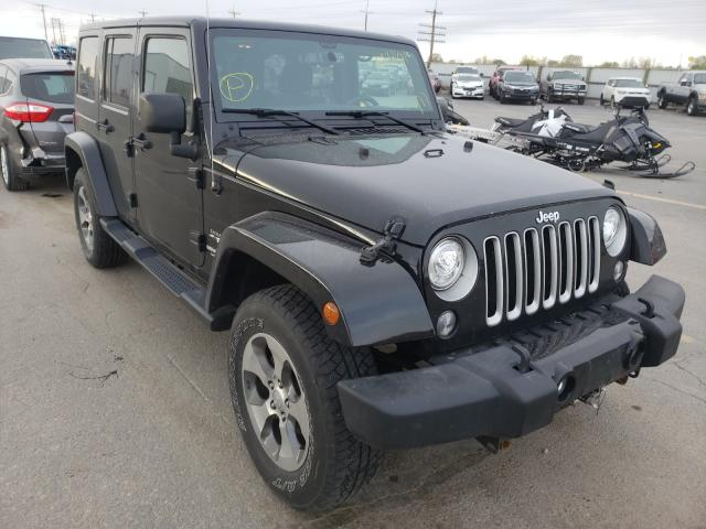 2017 Jeep Wrangler U for sale in Nampa, ID