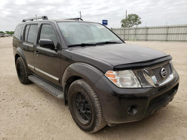 Salvage cars for sale from Copart Temple, TX: 2011 Nissan Pathfinder