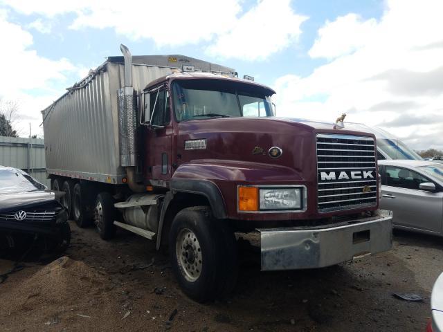Mack salvage cars for sale: 1995 Mack 600 CL600