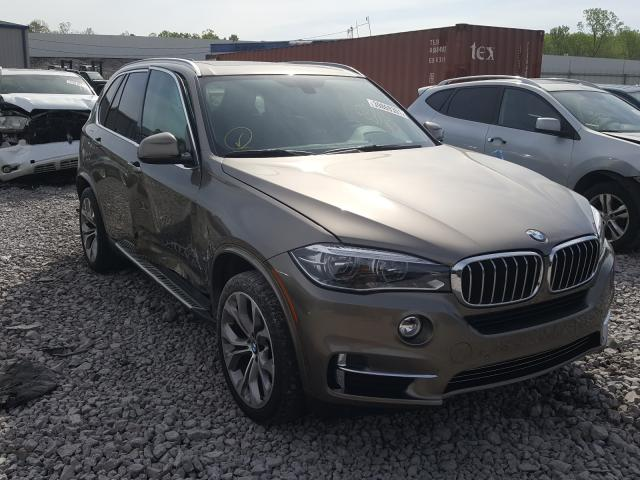 Salvage cars for sale from Copart Hueytown, AL: 2017 BMW X5 XDRIVE3