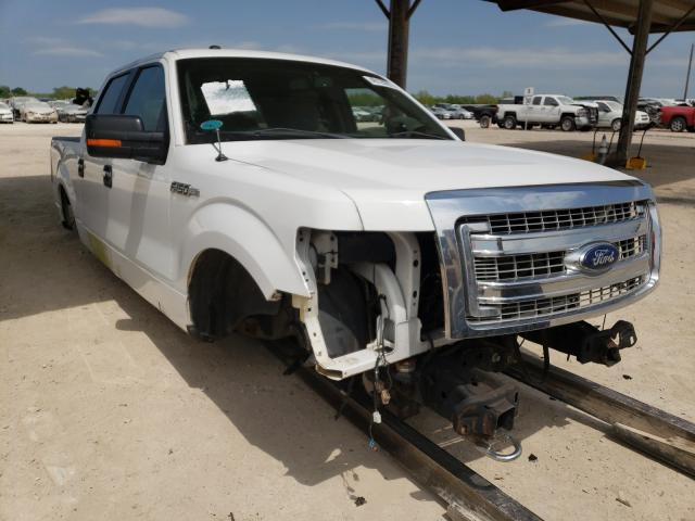 Salvage cars for sale from Copart Temple, TX: 2013 Ford F150 Super
