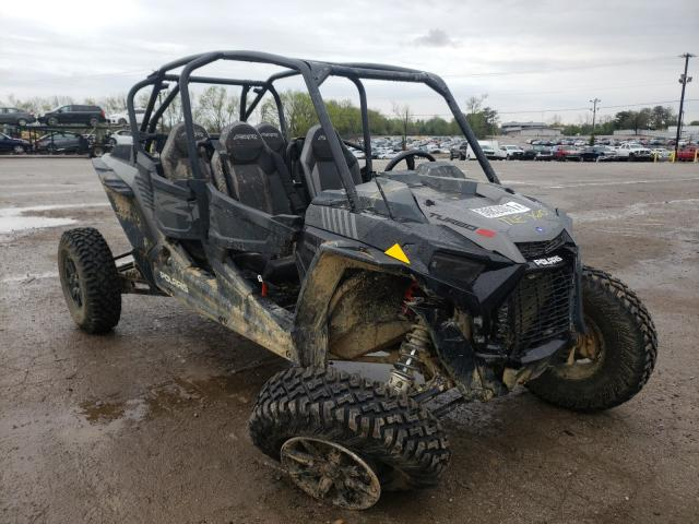 Salvage cars for sale from Copart Lexington, KY: 2021 Polaris RZR XP 4 T