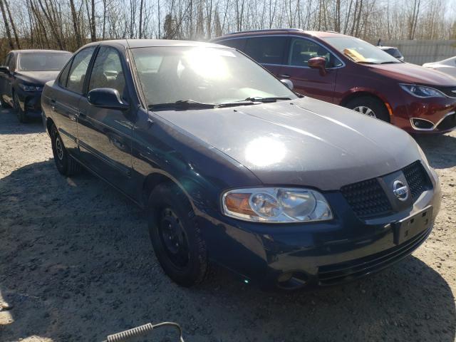 Salvage cars for sale from Copart Arlington, WA: 2004 Nissan Sentra 1.8