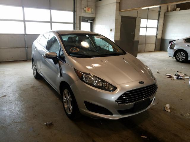 Salvage cars for sale from Copart Sandston, VA: 2014 Ford Fiesta SE
