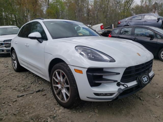 2017 Porsche Macan Turbo for sale in Waldorf, MD