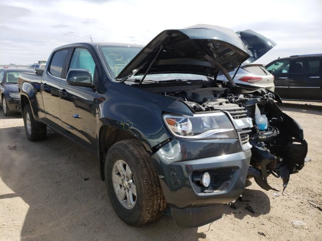 Salvage cars for sale from Copart Brighton, CO: 2017 Chevrolet Colorado