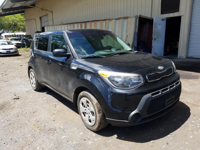 Salvage cars for sale from Copart Kapolei, HI: 2014 KIA Soul