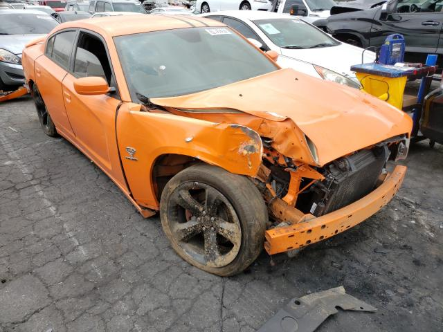 Salvage cars for sale from Copart Colton, CA: 2014 Dodge Charger R