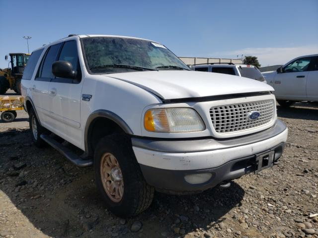 Ford Expedition salvage cars for sale: 2000 Ford Expedition