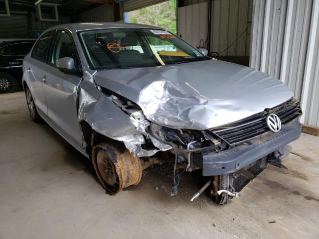 Salvage cars for sale from Copart Shreveport, LA: 2014 Volkswagen Jetta SE