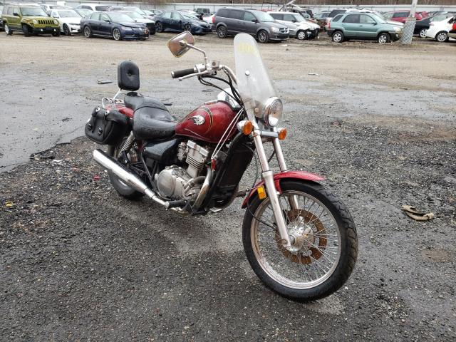 Salvage cars for sale from Copart North Billerica, MA: 2002 Kawasaki EN500 C