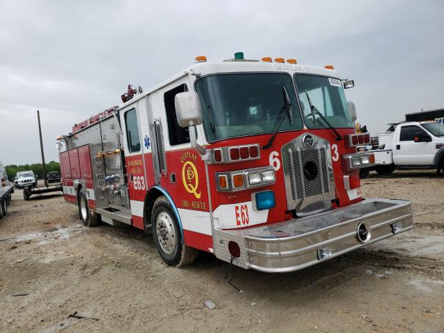 1993 Sutphen Corp. Fire Truck for sale in Grand Prairie, TX