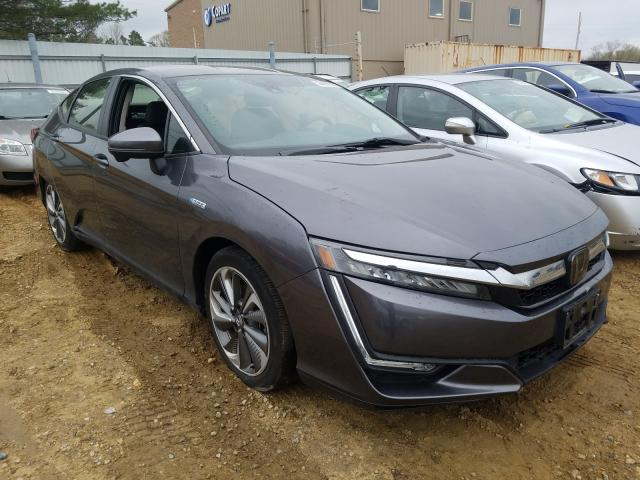 Honda Clarity salvage cars for sale: 2018 Honda Clarity