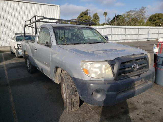 Salvage cars for sale from Copart Vallejo, CA: 2007 Toyota Tacoma