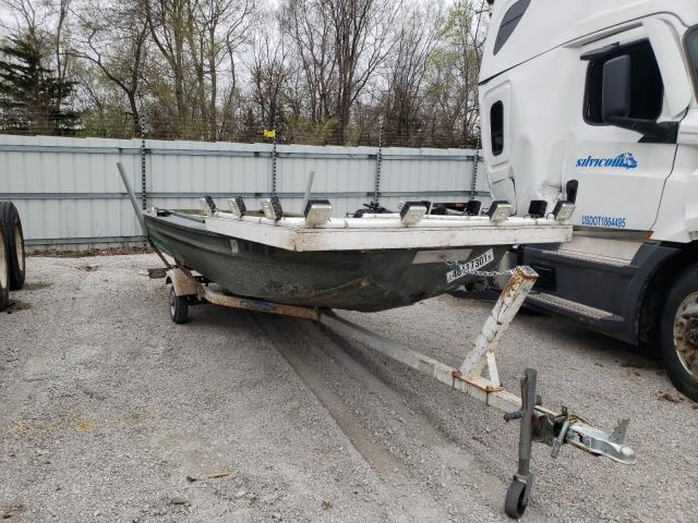 Salvage cars for sale from Copart Des Moines, IA: 1970 Polk Boat