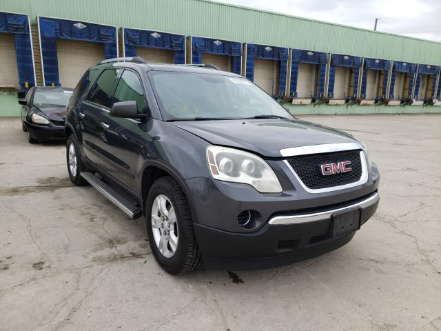 Salvage cars for sale from Copart Columbus, OH: 2011 GMC Acadia SLE