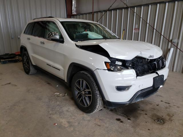 Salvage cars for sale from Copart Appleton, WI: 2017 Jeep Grand Cherokee