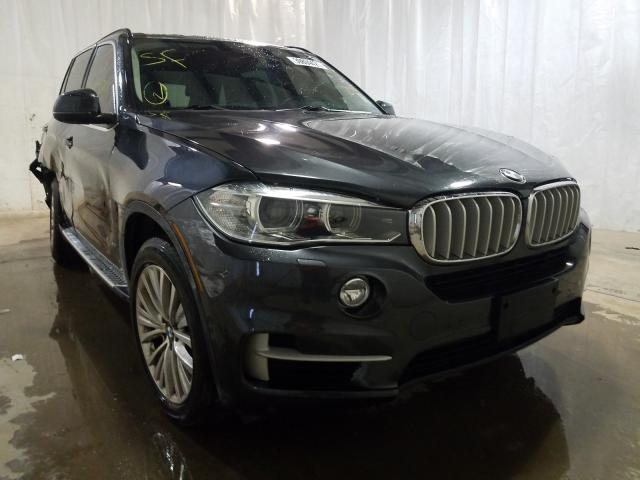 Salvage cars for sale from Copart Central Square, NY: 2014 BMW X5 XDRIVE5