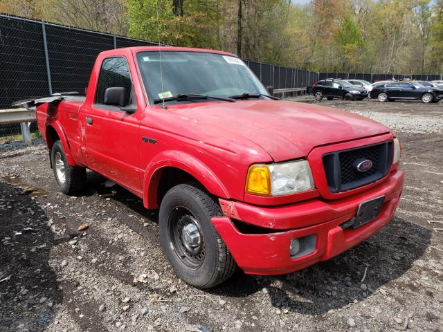 Salvage 2004 FORD RANGER - Small image. Lot 39979481