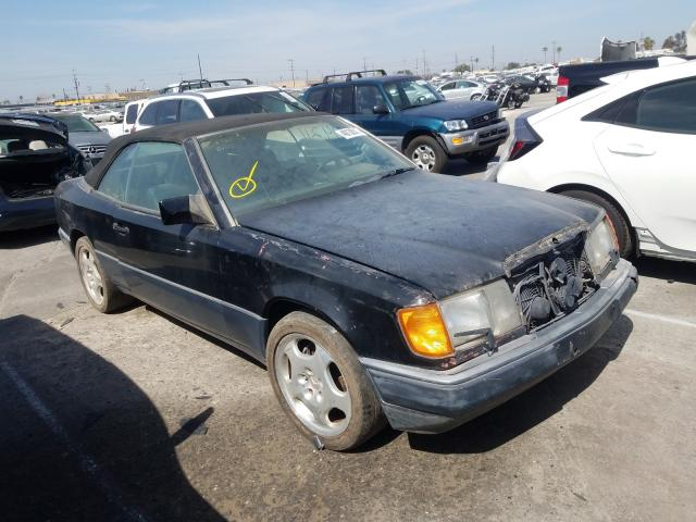 Salvage cars for sale from Copart Sun Valley, CA: 1993 Mercedes-Benz 300 Cecv