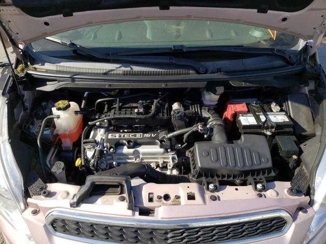2013 CHEVROLET SPARK LS KL8CB6S95DC624945