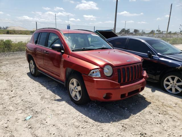 Salvage cars for sale from Copart West Palm Beach, FL: 2008 Jeep Compass SP
