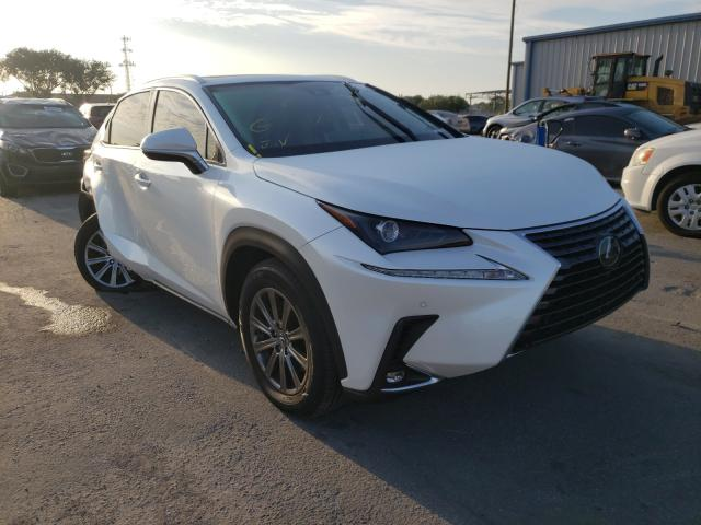 Salvage cars for sale from Copart Orlando, FL: 2018 Lexus NX 300
