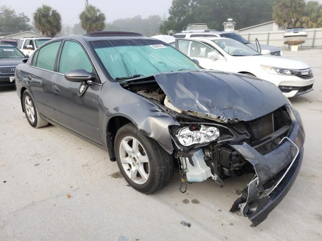 Salvage cars for sale from Copart Punta Gorda, FL: 2006 Nissan Altima S