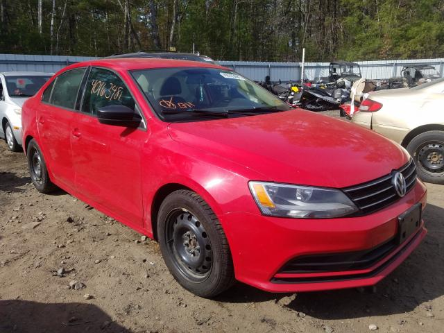 2015 Volkswagen Jetta SE for sale in Lyman, ME