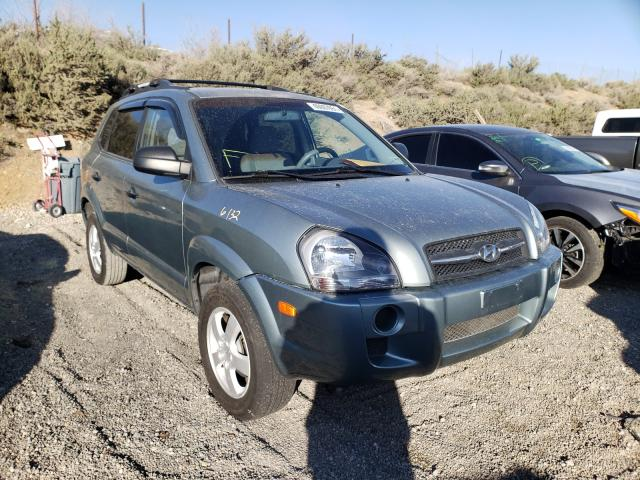 Salvage cars for sale from Copart Reno, NV: 2005 Hyundai Tucson GL