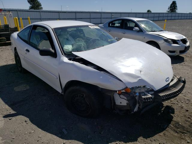 Chevrolet Cavalier salvage cars for sale: 2001 Chevrolet Cavalier