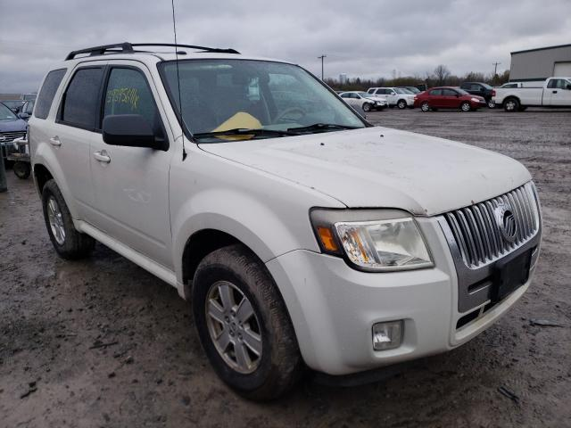 Mercury salvage cars for sale: 2010 Mercury Mariner